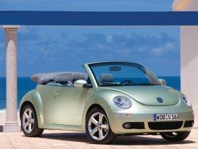 Fotos de Volkswagen New Beetle Cabrio 2006