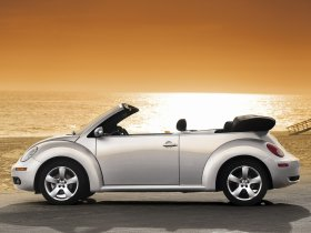 Ver foto 14 de Volkswagen New Beetle Cabrio 2006