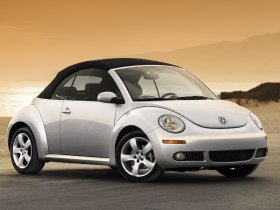 Ver foto 12 de Volkswagen New Beetle Cabrio 2006