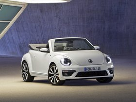 Ver foto 1 de Volkswagen  Beetle Cabrio R-Line 2012