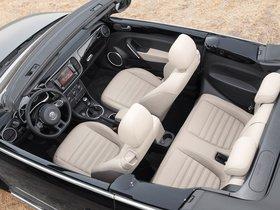 Ver foto 7 de Volkswagen Beetle Cabriolet 50s Edition 2013