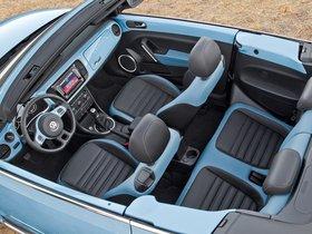 Ver foto 5 de Volkswagen Beetle Cabriolet 60s Edition 2013