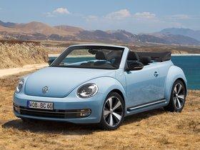 Ver foto 4 de Volkswagen Beetle Cabriolet 60s Edition 2013
