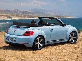 Ver foto 2 de Volkswagen Beetle Cabriolet 60s Edition 2013