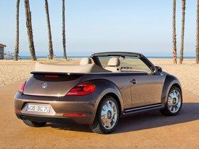 Ver foto 3 de Volkswagen  Beetle Cabrio 70s Edition 2013