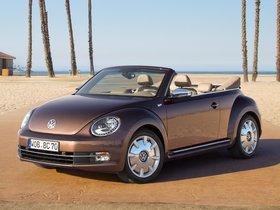 Ver foto 2 de Volkswagen  Beetle Cabrio 70s Edition 2013