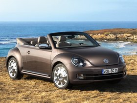 Ver foto 1 de Volkswagen  Beetle Cabrio 70s Edition 2013