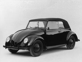 Ver foto 2 de Volkswagen Beetle Cabriolet Prototype 1938