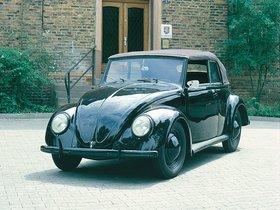 Fotos de Volkswagen Beetle Cabriolet Prototype 1938