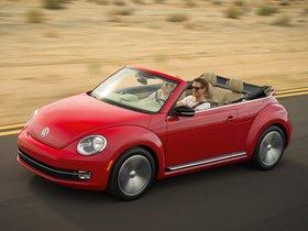 Ver foto 8 de Volkswagen Beetle Cabriolet USA  2013