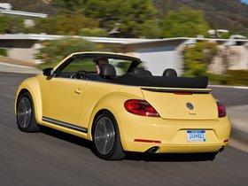Ver foto 7 de Volkswagen Beetle Cabriolet USA  2013