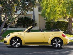 Ver foto 6 de Volkswagen Beetle Cabriolet USA  2013