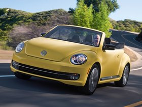 Ver foto 5 de Volkswagen Beetle Cabriolet USA  2013