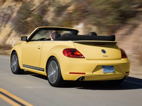 Ver foto 4 de Volkswagen Beetle Cabriolet USA  2013
