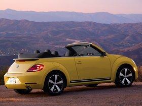 Ver foto 3 de Volkswagen Beetle Cabriolet USA  2013
