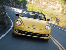 Ver foto 2 de Volkswagen Beetle Cabriolet USA  2013