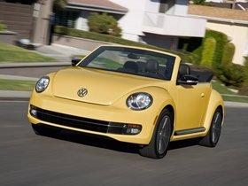 Ver foto 1 de Volkswagen Beetle Cabriolet USA  2013
