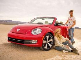 Ver foto 16 de Volkswagen Beetle Cabriolet USA  2013