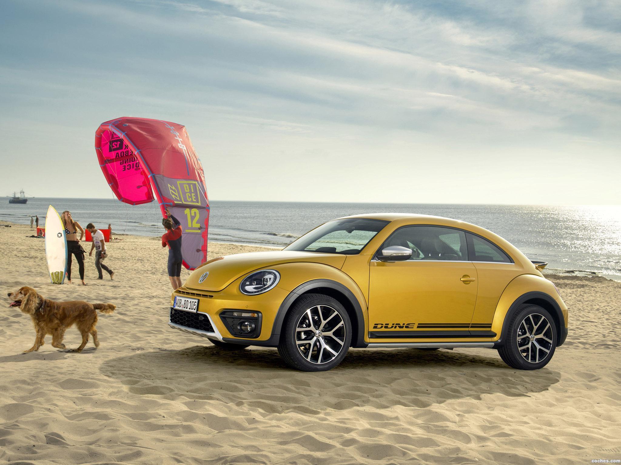 Foto 6 de Volkswagen Beetle Dune 2016