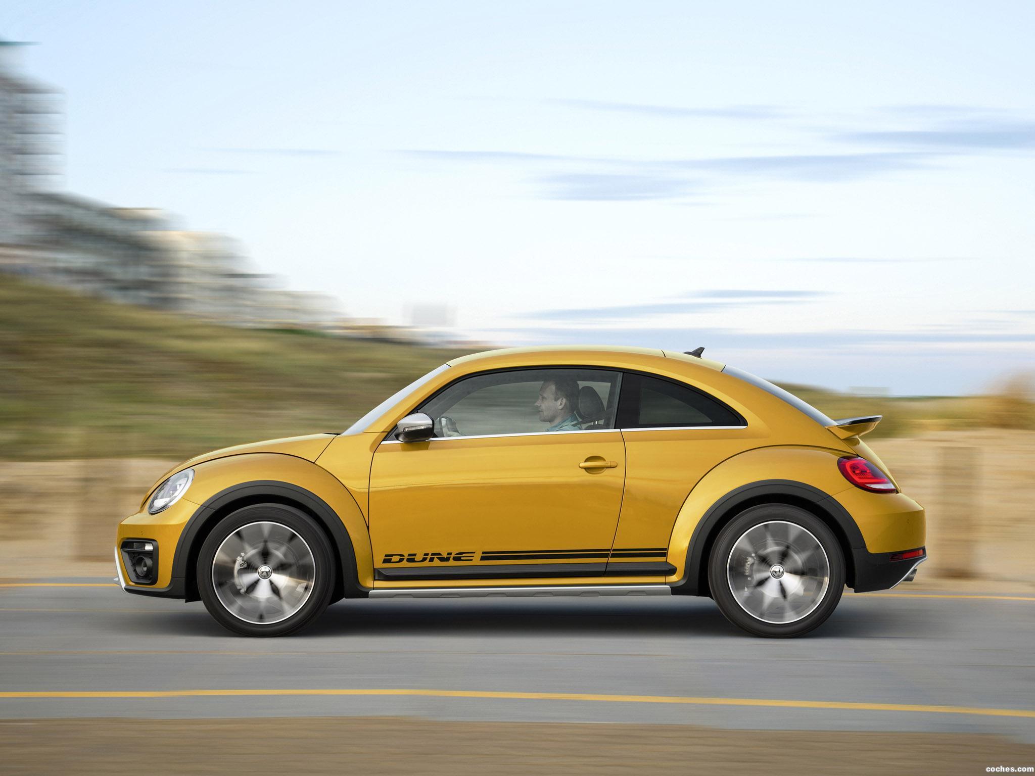 Foto 5 de Volkswagen Beetle Dune 2016