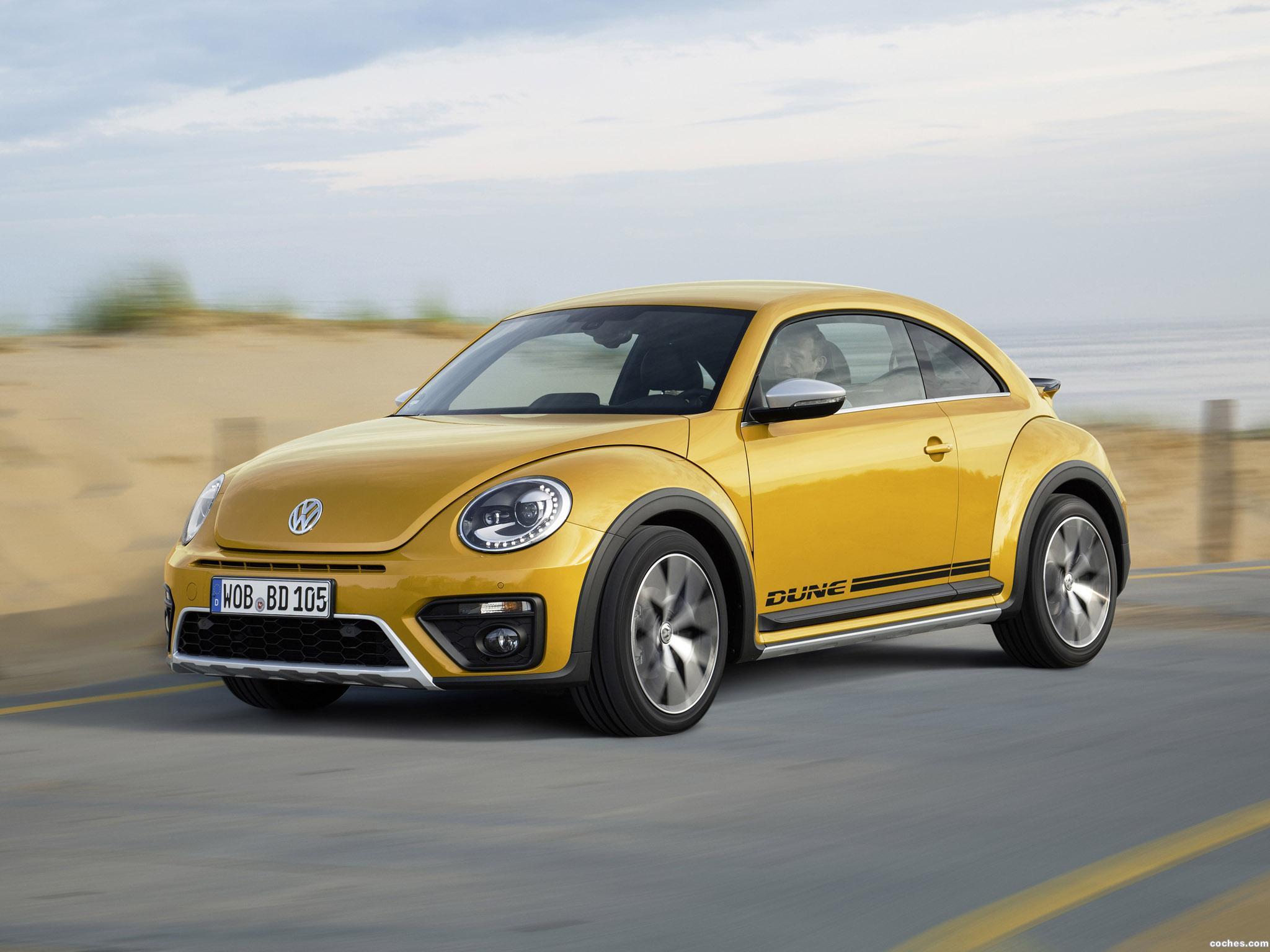 Foto 4 de Volkswagen Beetle Dune 2016