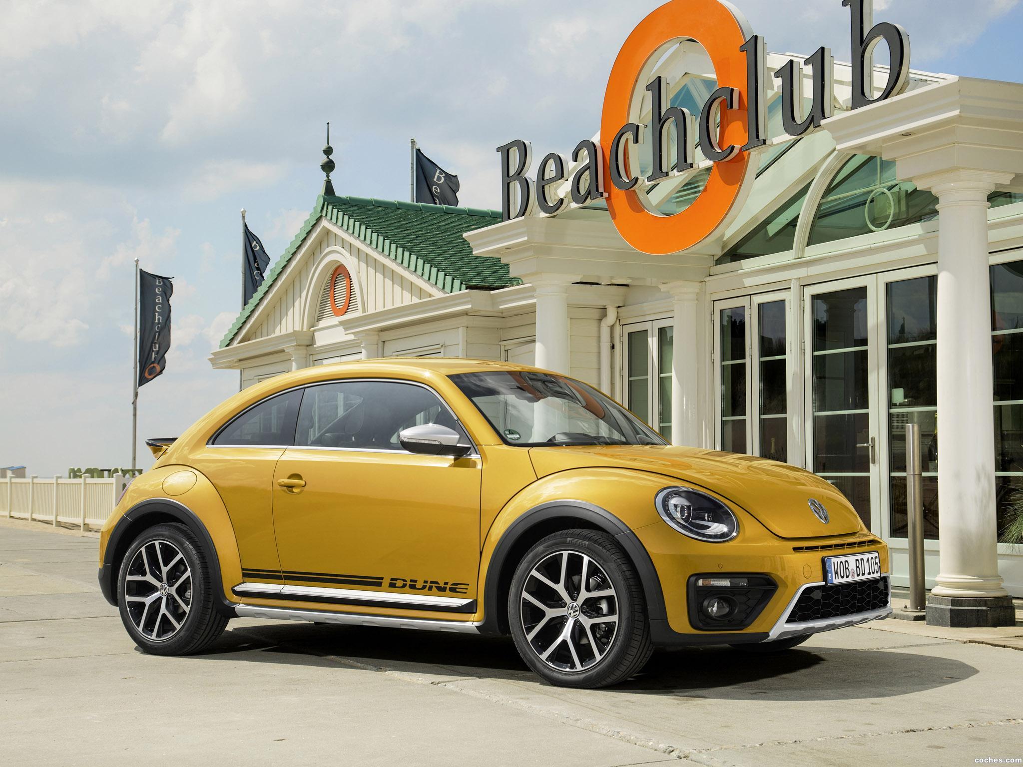 Foto 3 de Volkswagen Beetle Dune 2016