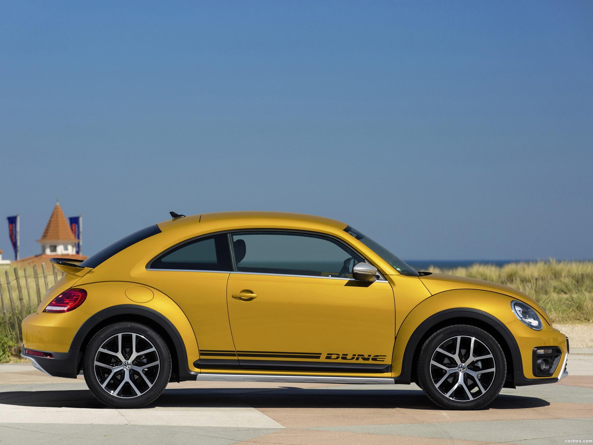 Foto 1 de Volkswagen Beetle Dune 2016