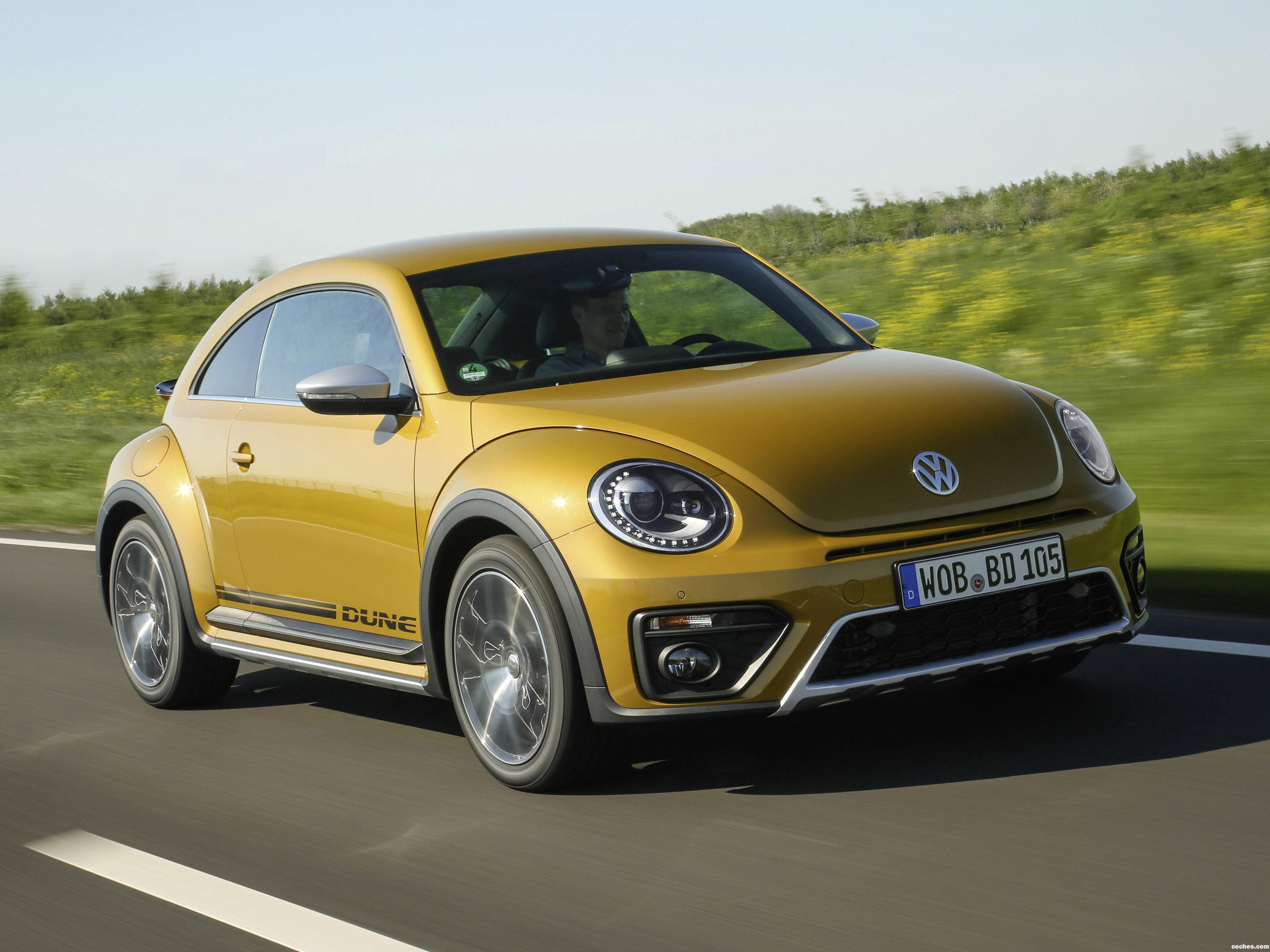 Foto 0 de Volkswagen Beetle Dune 2016