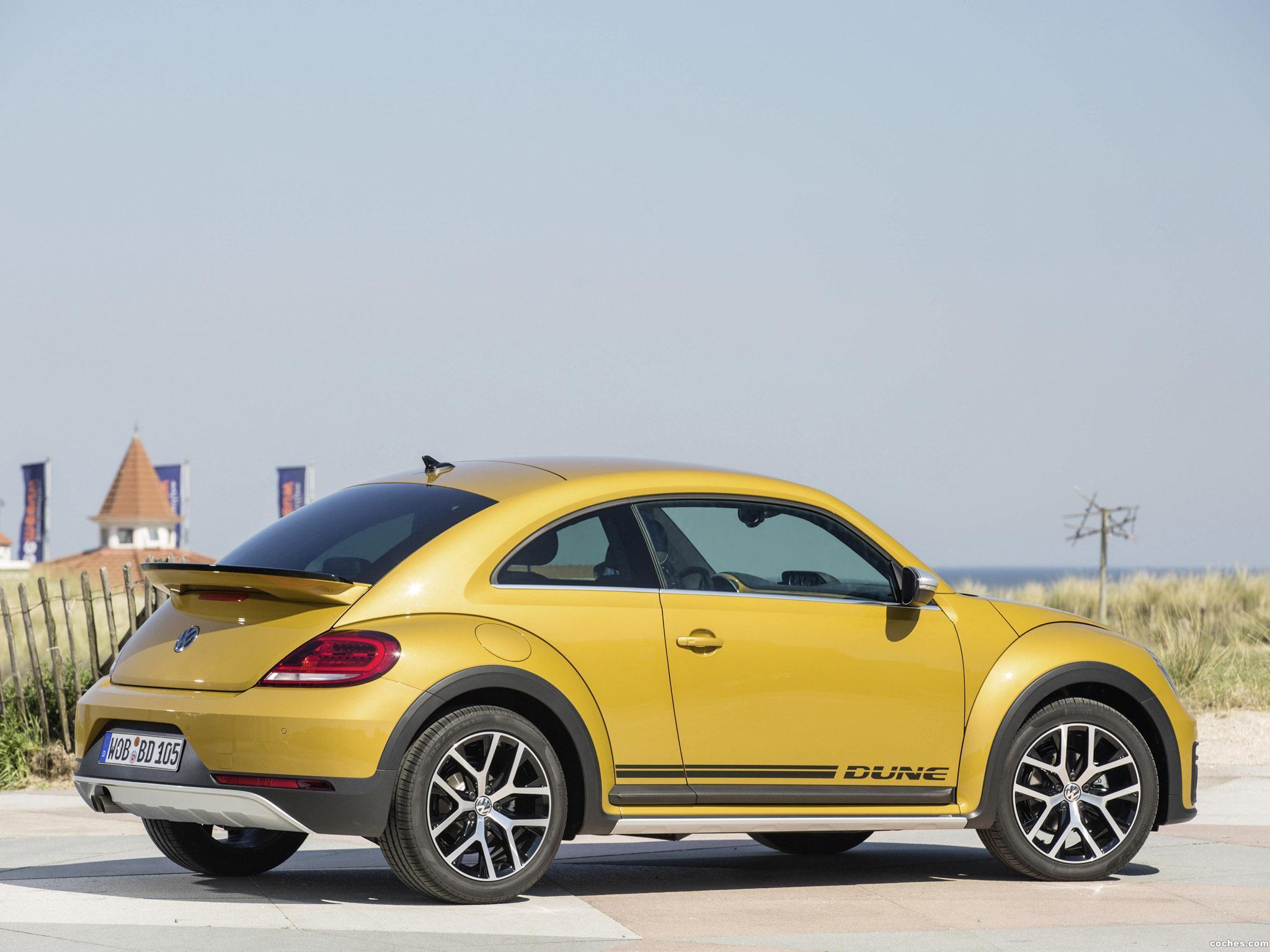Foto 13 de Volkswagen Beetle Dune 2016