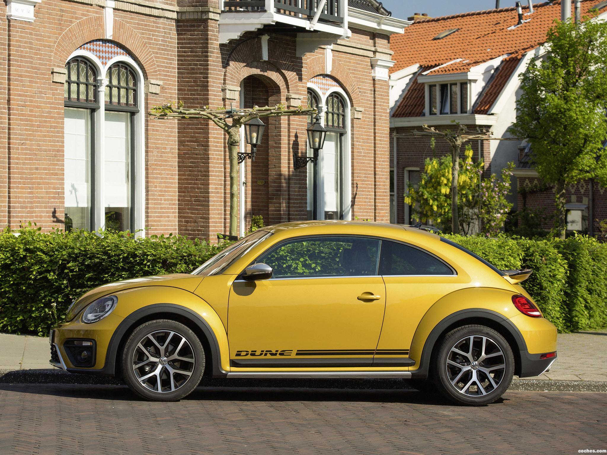 Foto 12 de Volkswagen Beetle Dune 2016