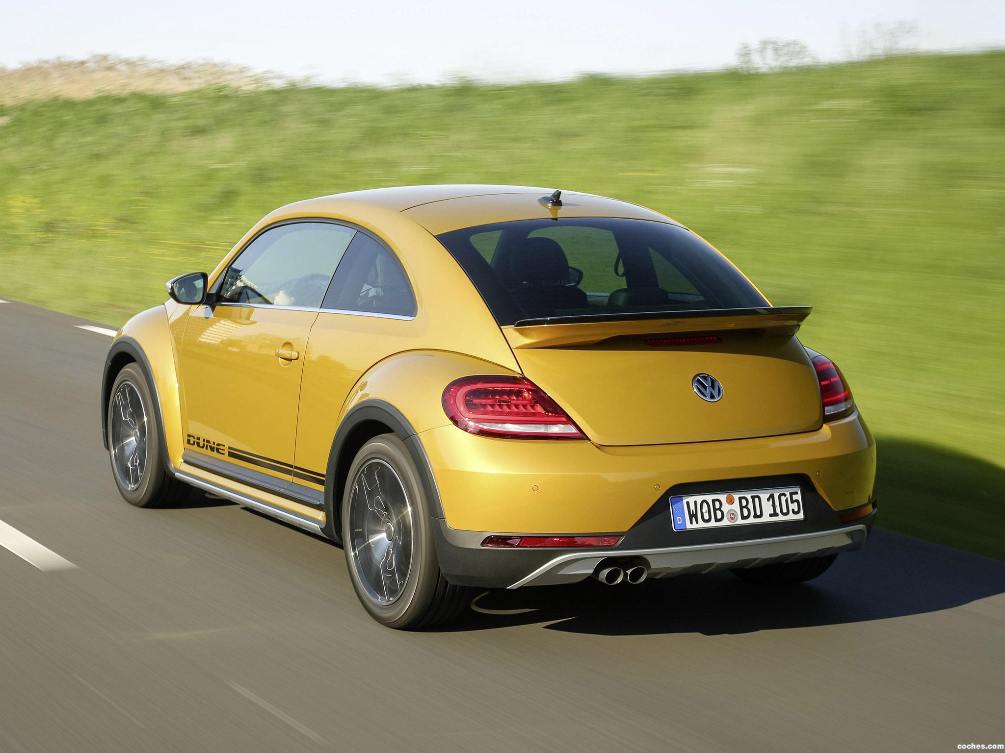 Foto 10 de Volkswagen Beetle Dune 2016
