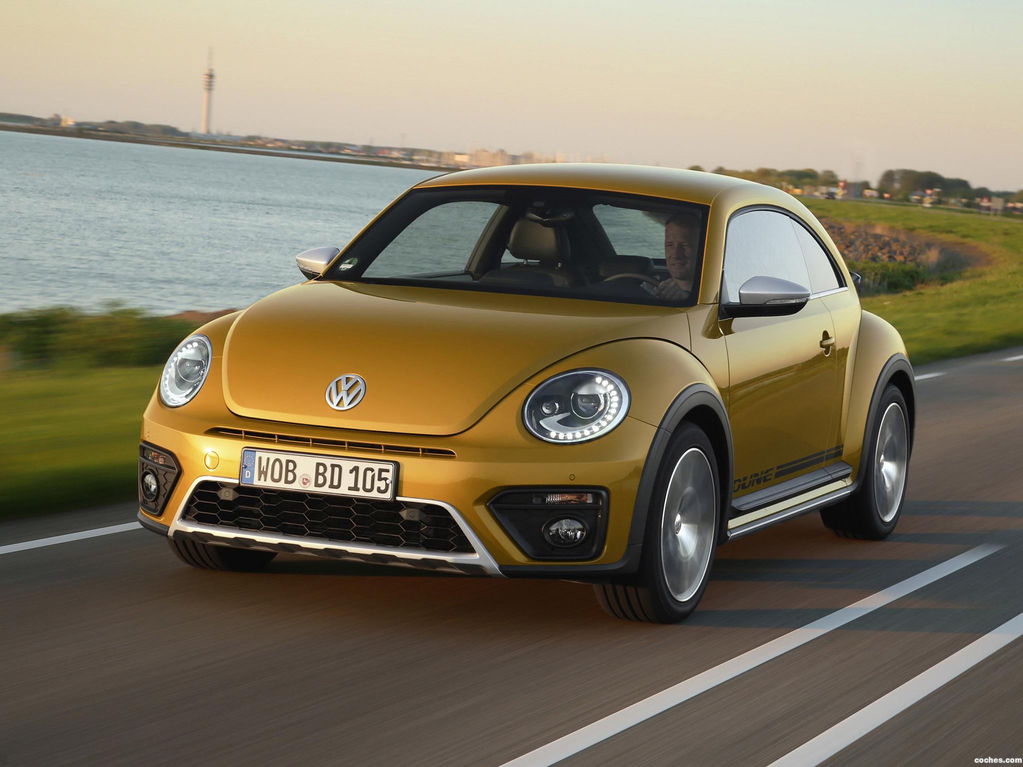 Foto 9 de Volkswagen Beetle Dune 2016