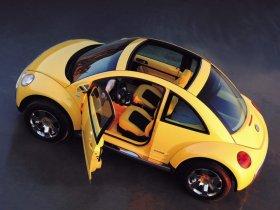Ver foto 7 de Volkswagen Beetle Dune Concept 2000