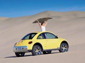 Ver foto 6 de Volkswagen Beetle Dune Concept 2000