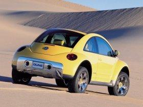 Ver foto 5 de Volkswagen Beetle Dune Concept 2000