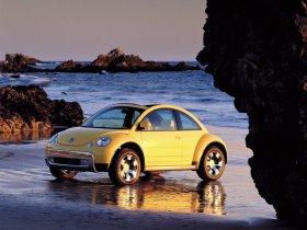 Ver foto 4 de Volkswagen Beetle Dune Concept 2000