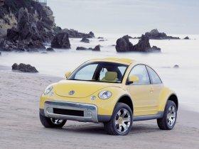 Ver foto 3 de Volkswagen Beetle Dune Concept 2000