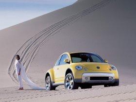 Ver foto 2 de Volkswagen Beetle Dune Concept 2000