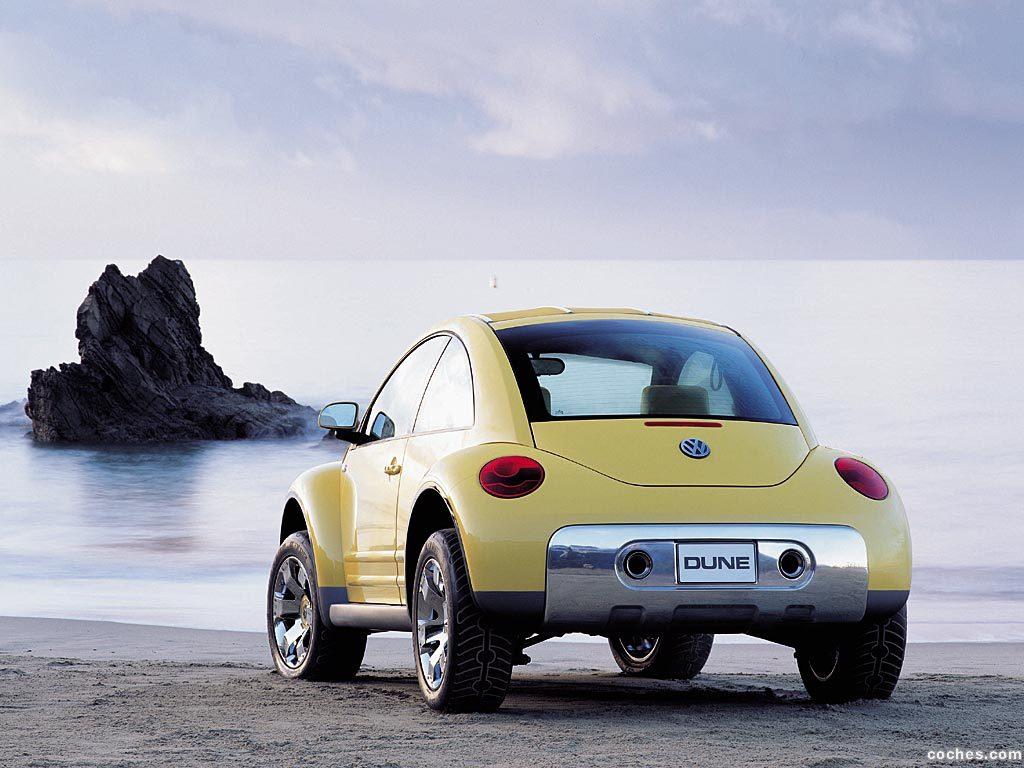 Foto 0 de Volkswagen Beetle Dune Concept 2000