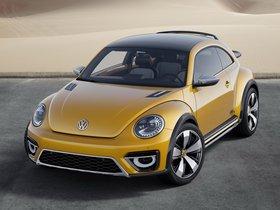 Fotos de Volkswagen Beetle Dune Concept 2014