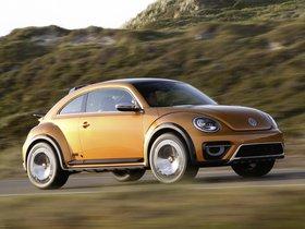 Ver foto 27 de Volkswagen Beetle Dune Concept 2014