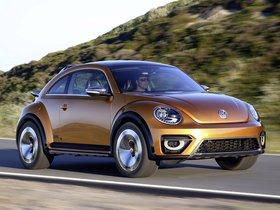Ver foto 25 de Volkswagen Beetle Dune Concept 2014