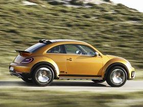 Ver foto 20 de Volkswagen Beetle Dune Concept 2014