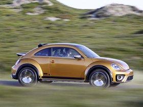 Ver foto 19 de Volkswagen Beetle Dune Concept 2014