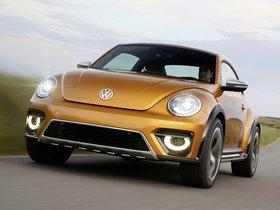 Ver foto 16 de Volkswagen Beetle Dune Concept 2014
