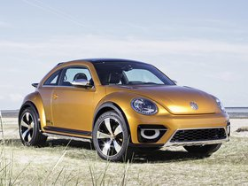 Ver foto 14 de Volkswagen Beetle Dune Concept 2014
