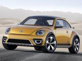 Ver foto 10 de Volkswagen Beetle Dune Concept 2014