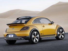Ver foto 9 de Volkswagen Beetle Dune Concept 2014