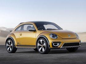 Ver foto 7 de Volkswagen Beetle Dune Concept 2014