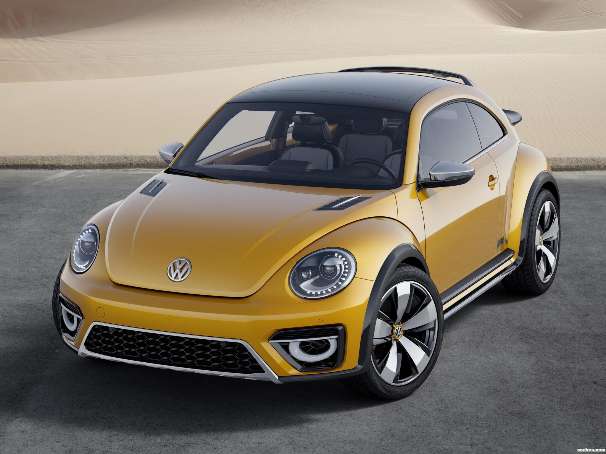 Foto 0 de Volkswagen Beetle Dune Concept 2014